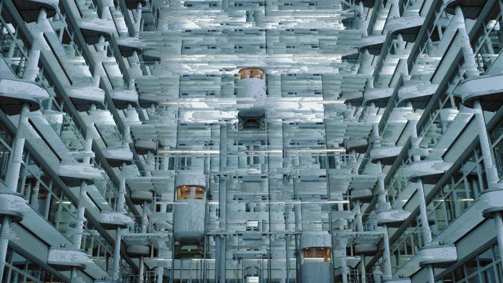 pixelsort-elevators